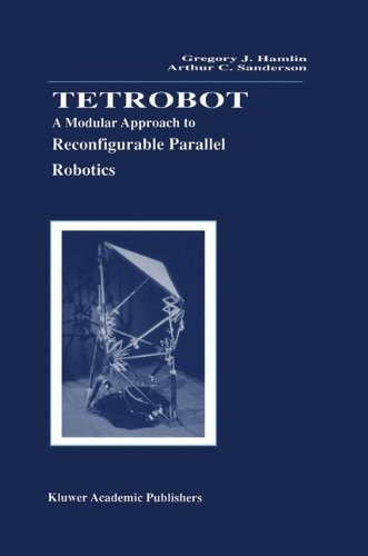Tetrobot (The Springer International Series in Engineering and Computer Science, Band 423) Hamlin Electronics