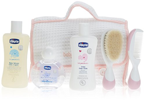 Chicco Baby Moments Beauty all-you-need Geschenkbox Rosa