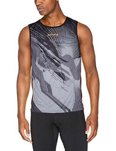Luanvi Thunder - Camiseta de deporte sin mangas