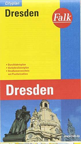 Falk Cityplan Dresden*