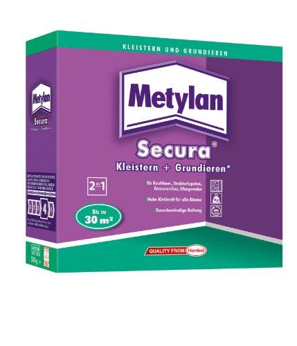 Metylan 592107 Tapetenkleister und Grundierung Secura 500 g