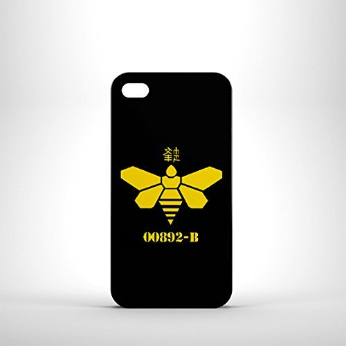 00892 Breaking Bad Coque pour iPhone 4-B