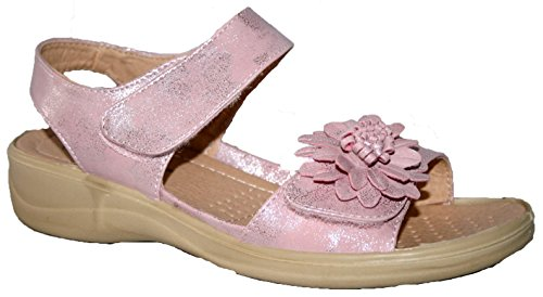 ladies-cushion-walk-lightweight-summer-sandal-with-touch-close-strap-uk5-pink