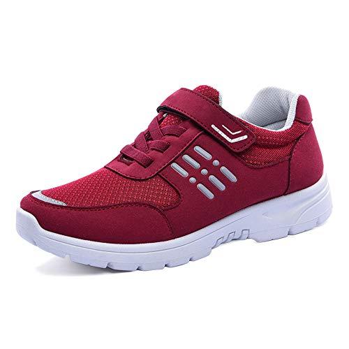 89b6a01fc92567 DAZISEN Sport Und Freizeit Schuhe Für Frühling - Bequeme Und Nicht Müde  Lauf Schuhe