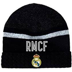 Gorro Real Madrid azul adulto