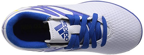 adidas  Messi 10.3 Indoor Junior,  Jungen Sneakers SOLRED/BLACK