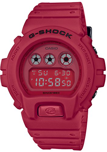 CASIO G-SHOCK 35th ANNIVERSARY LIMITED RED OUT DW-6935C-4JR MENS JAPAN IMPORT