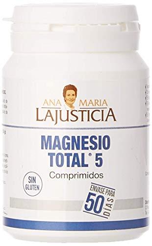 Ana Maria Lajusticia - Magnesio total 5 - 100 comp. Disminuye