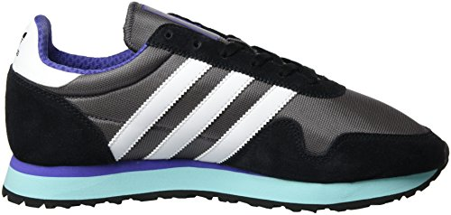 adidas Haven, chaussons d'intérieur homme Multicolore (Trace Greyftwr Whiteclear Aqua)