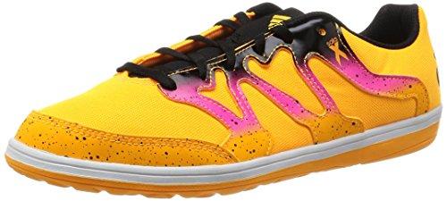 adidas X 15.4 St, Chaussures de Foot Homme, Citronier, Taille Unique Coloris variés (jaune / noir / rose (doré solaire / noir essentiel / rose impact))