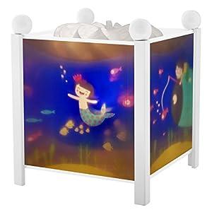 Trousselier 4380WGB 12V Magic Lantern Ninon Noche Lámpara