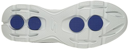 Skechers Herren Go Walk 4 Sneakers Schwarz / Blau