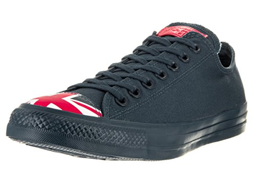 Converse Damen Chck Taylor All Star Ox Gymnastikschuhe Navy/Red/White