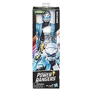 Power Rangers - Figura de 30cm Ranger Plata de Beast Morphers (Hasbro - E6203ES0)