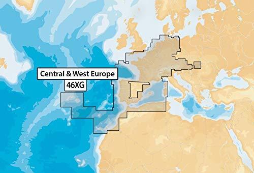 Navionics+ 46XG Update Central & West Europe MSD