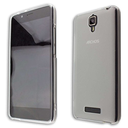 caseroxx TPU-Hülle für Archos 50D Oxygen Plus, Tasche (TPU-Hülle in transparent)