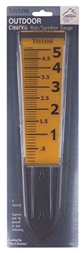 Chaney Instruments klar VU Regenmesser - Rain Guage