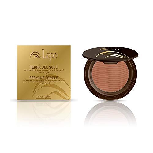 LEPO Terre du soleil Astuce Bronzage Poudre bronzante Tonalità 11 Maquillage Visage
