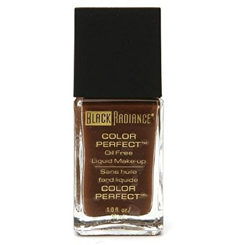 Black Radiance Color Perfect Oil Free Liquid Makeup, Cocoa Bean, 1 fl oz by Unknown - Radiance Liquid