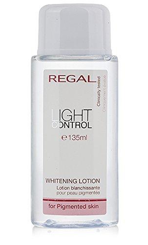 Regal Light Control Aufhellung Lotion für pigmentierte Haut (Haut Bleichen Aufhellung)