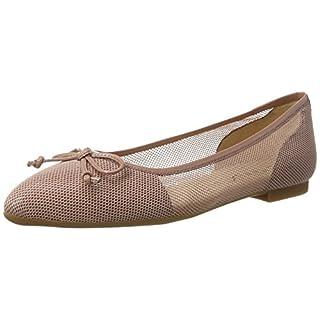 Unisa AZAR_SPI_PA, Women's Ballet Flats, Pink (Rose), 6 UK (39 EU)