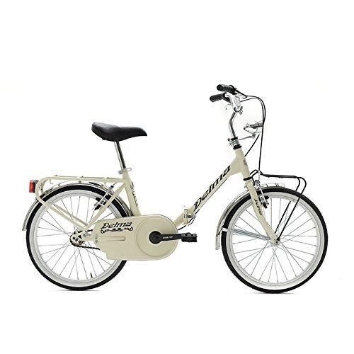 DELMA MISS BICICLETA 20   1 VELOCIDAD BEIGE (PLEGABLES)/BICYCLE MISS 20 1 SPEED CREAM (FOLDING)