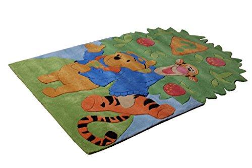 Tapis pour enfants Winnie Tree 168 x 115 cm