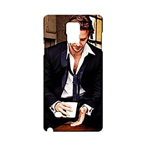 G-STAR Designer Printed Back case cover for Samsung Galaxy Note 4 - G1049
