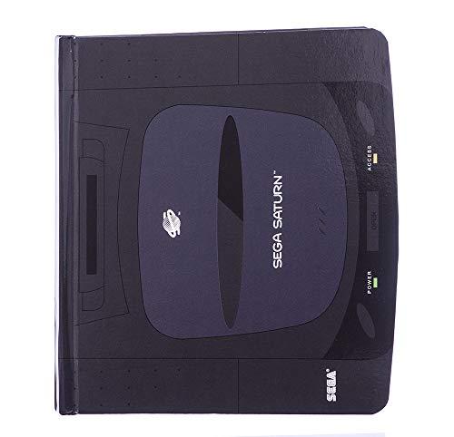 SEGA Saturn Official Console Notebook