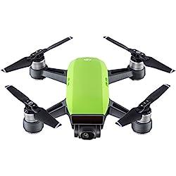 DJI Spark Fly More Combo - Dron cuadricóptero, full hd, 12 mpx, 50 km/h, 16 minutos, Color verde prado