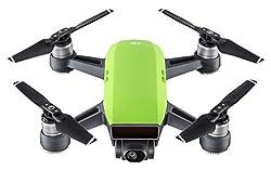 Dji Spark - Mini-drohne Mit Max. Geschwindigkeit Von 50 Kmh, Bis Zu 2 Km ÜBertragungsreichweite, 1080p Videos Mit 30 Fps Und 12 Megapixel Fotos - Grün