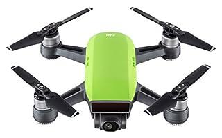 DJI Spark - Mini-Drohne mit max. Geschwindigkeit von 50 km/h, bis zu 2 km Übertragungsreichweite, 1080p Videos mit 30 fps und 12 Megapixel Fotos - Grün (B071LT5CH5)   Amazon price tracker / tracking, Amazon price history charts, Amazon price watches, Amazon price drop alerts