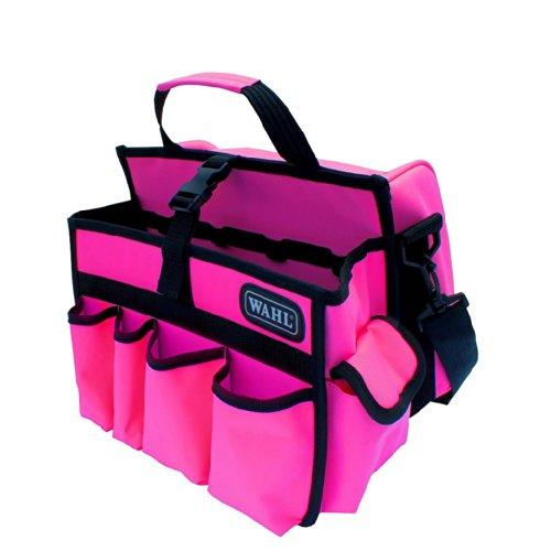 wahl-hot-pink-salon-accessory-tool-bag