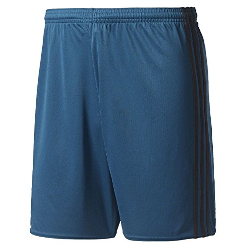 adidas Herren Replica Real Madrid Ausweichshorts, Petnit/Solgre/White, S (Fußball-shorts-herren-real Madrid)