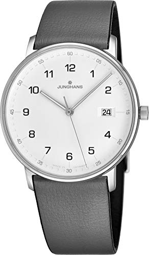 Junghans Herren-Armbanduhr Form Quarz 041/4885.00