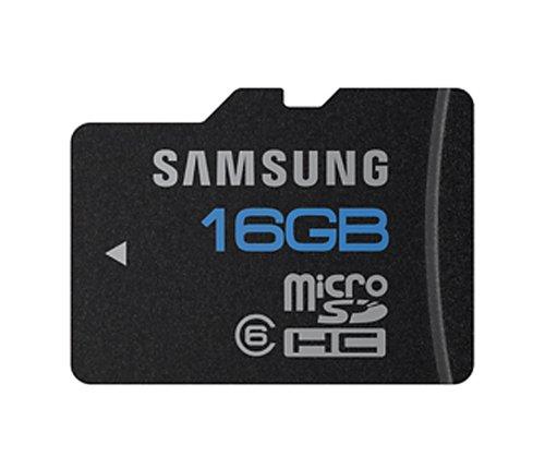 Foto Samsung MB-MSAGA 16GB Scheda MicroSD Essential Classe 6 con Adattatore SD