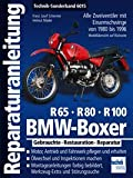 Wilbers 600-220 Reparatur-Anleitung BMW Boxer R65, R80, R100 Monolever