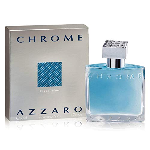 Azzaro Chrome EDT 50 ml Vapo -