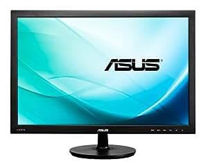 Asus VS24AH Écran LCD HDMI, DVI, temps de réponse 5 ms Noir 61 cm