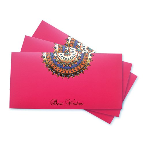 Amazon Pay Gift Card - Gift Envelope | Pink | Pack of 3 - Rs.1500