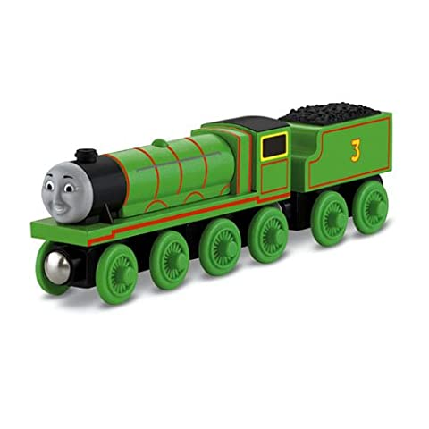 Mattel - Y4072 - Thomas & Friends - Wooden Railway Henry