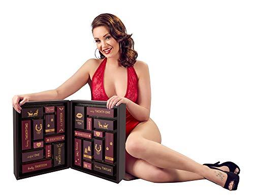 Orion erotischer Adventskalender 2019 für erwachsene Paare mit sinnlichen und hochwertigen Geschenken für Sie und Ihn SMASH-ME