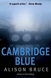 Cambridge Blue (DC Goodhew Book 1)