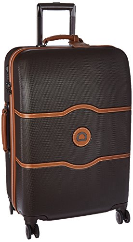 delsey-luggage-chatelet-hard-24-4-wheel-spinner-chocolate