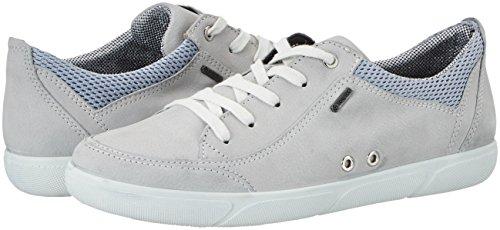 ara Damen Sanibel-Surround Sneakers, Grau (Cloud,Silber), 39 EU - 5