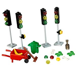 Lego 40311 Polybag Xtra - Traffic Lights - Brixplanet  LEGO