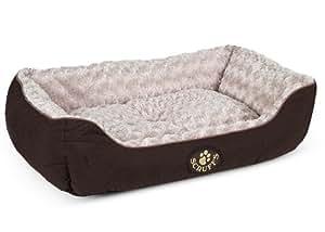 Scruffs Wilton Box Bed, Large, Brown