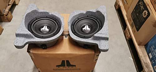 JL Audio SB-BMW-3Series/8IB4 | Stealthbox für BMW 3er E46 Subwoofer
