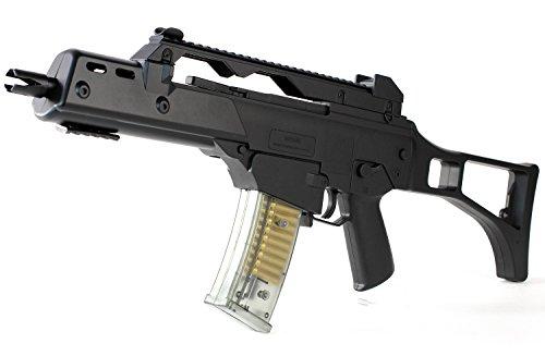 Rocket M41G Softair Sturmgewehr unter 0,5 Joule ab 14 Jahre ca. 1,7kg Softair-Gewehr Federdruck 6mm