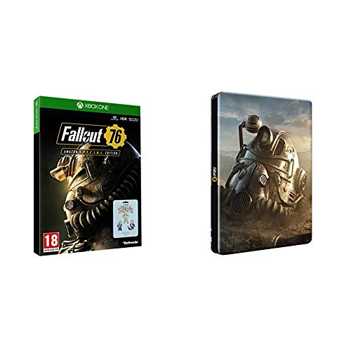 Fallout 76 Amazon S.*.*.C.*.*.L. Edition (Edición Exclusiva Amazon) + Steelbook